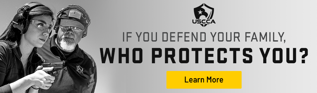 If you defend your family, who protects you?
